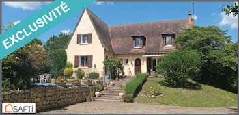 villa à Saint-Front-de-Pradoux (24)