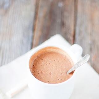 Thick and Creamy Hot Chocolate {Dairy-Free} Recipe