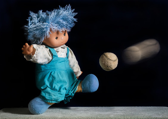 Si gioca a calcio di PaolaPlinia