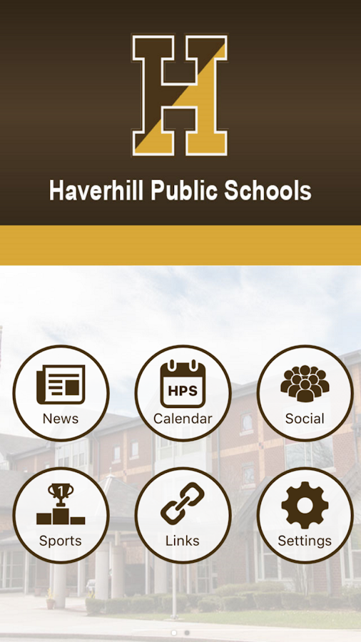 Haverhill Public Schools- screenshot