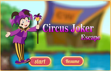 Free New Escape Game 11 Circus Joker Escape 1