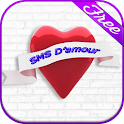SMS et Phrases D'amour 2016 icon