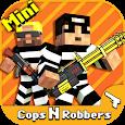 Cops N Robbers - FPS Mini Game apk