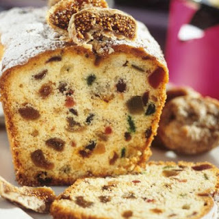 Fig and Mixed Fruit Bread.