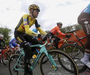 Deux coureurs abandonnent le Tour d'Italie