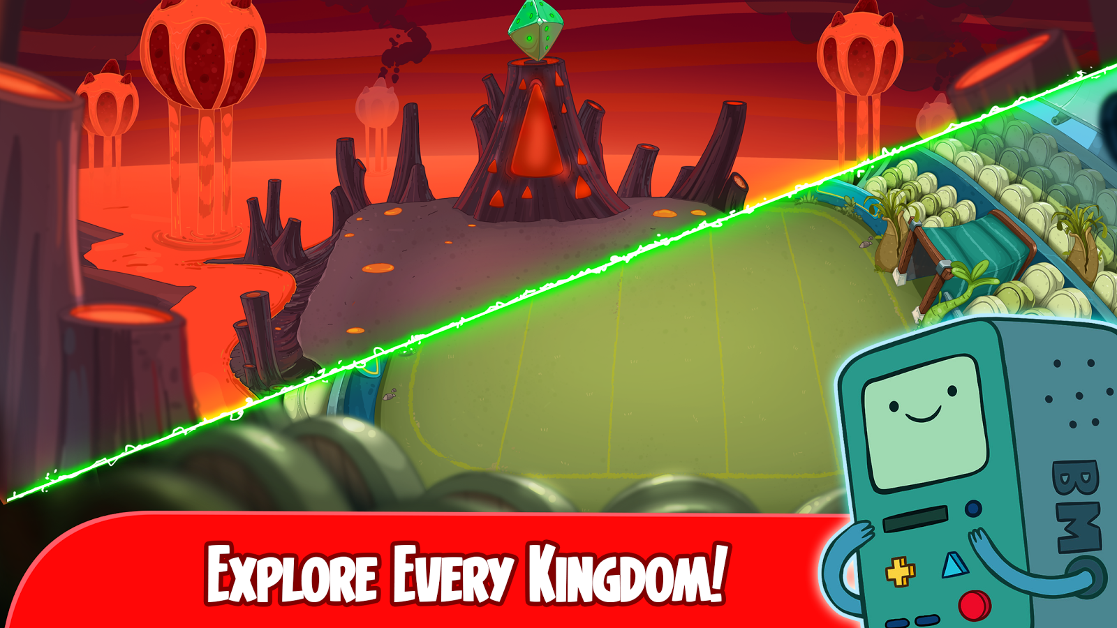 Champions and Challengers - Adventure Time- screenshot