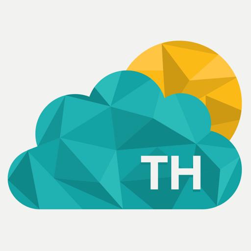 タイの天気、予報 天氣 App LOGO-APP試玩