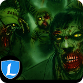 AppLock Theme Zombie War