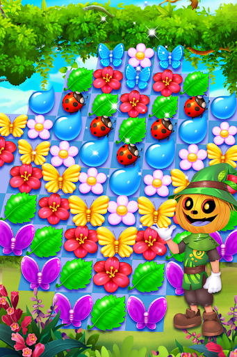 Butterfly Flower Free Match Apk 2