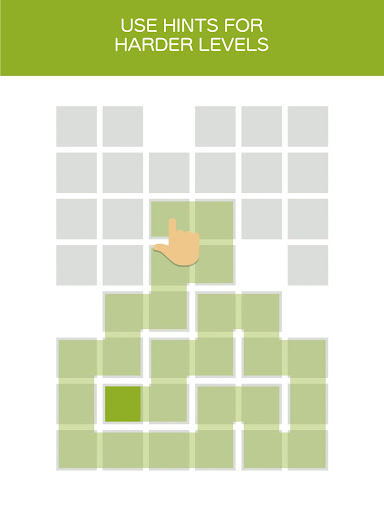 Fill - one-line puzzle game screenshots 10
