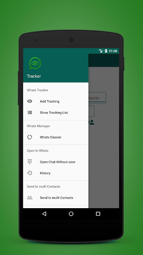 Download tracker for whats online monitor App on PC & Mac