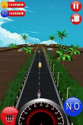Traffic Highway Racer Ride- screenshot thumbnail