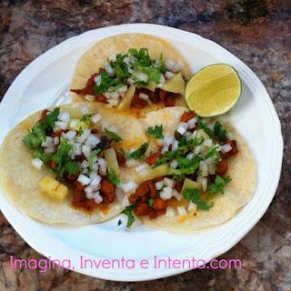 My Tacos Al Pastor