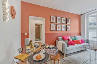Rue d'Enghien Serviced Apartment, Opera