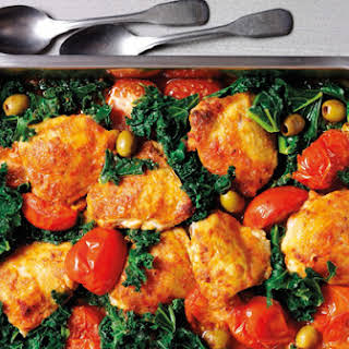 Chicken Baked Kale Recipes.