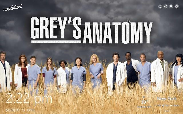 Greys Anatomy HD Wallpapers TV Series Theme