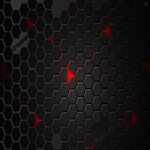 個人化App|黑色壁紙 LOGO-3C達人阿輝的APP