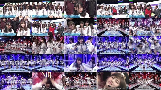 181130 (720p+1080i) AKB48 Part – Music Station