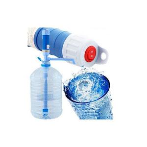 Pompa apa electrica cu acumulatori pentru bidon mare 17 - 20 litri