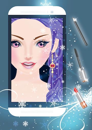 艾爾莎冰公主美容沙龍|玩模擬App免費|玩APPs
