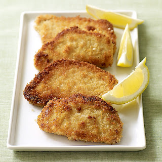 Breaded Pork Cutlet.