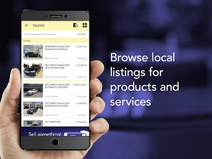 Kijiji Free Local Classifieds - screenshot thumbnail