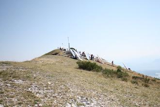 Photo: Гора Шабр, южный старт.