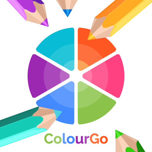 ColourGo - Книжка-раскраска - ColourGo - Colouring book v1.6.6 [Premium] для Android