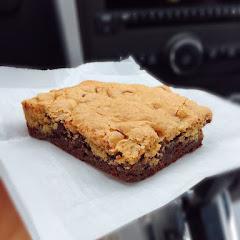 Brookie❤️ (aka brownie-cookie)
