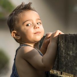 Murilo by Rqserra Henrique - Babies & Children Child Portraits ( brazil, rqserra, baby, bokeh, boy, portrait )