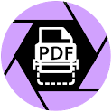 Cam Scanner Document PDF + OCR icon