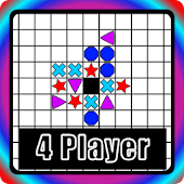 Connect 3 for 4 Players