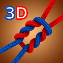 Animated Knots 3D Pro – How to Tie icon