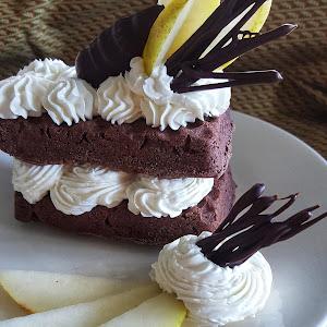 Double Decker Chocolate Cookie Bar