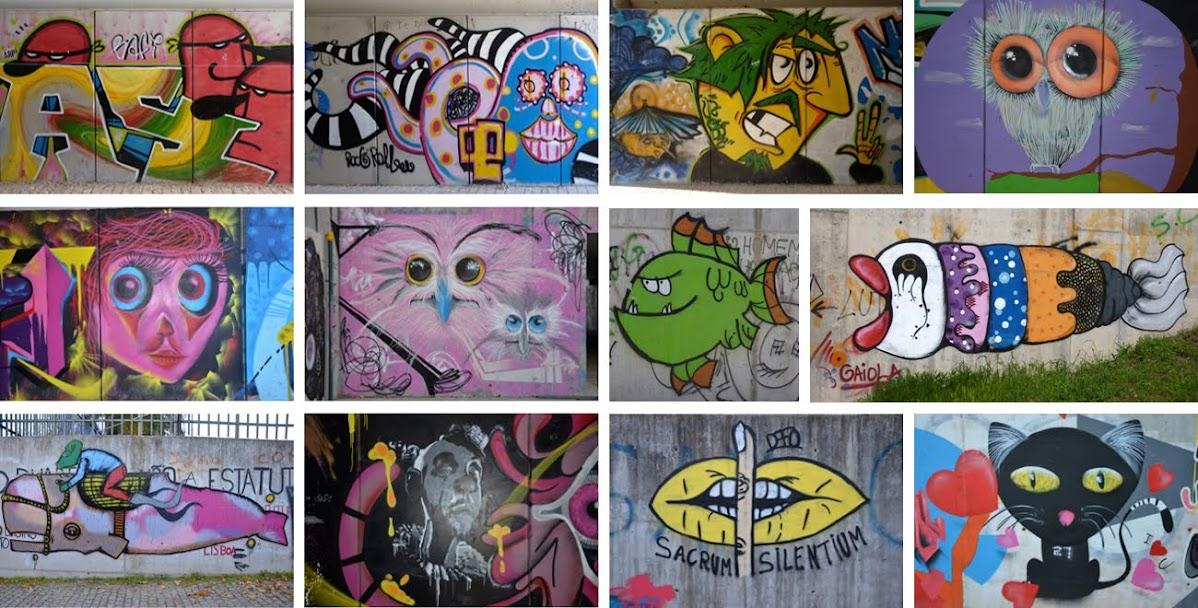 Arte Urbana Coimbra
