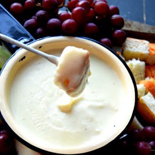 Oil Fondue Vegetable Recipes