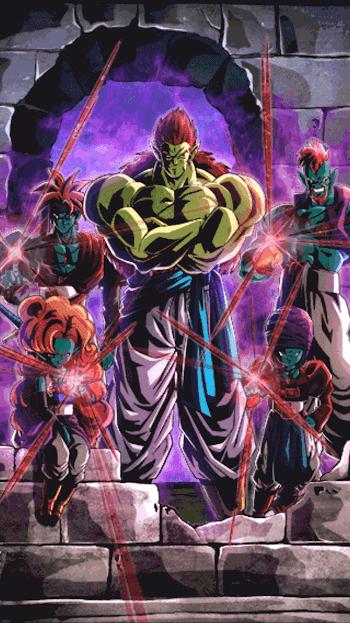 銀河ギリギリの侵略・フルパワーボージャック(銀河戦士)