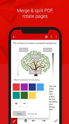 PDF Reader - PDF File Viewer 2019 1.3.8 screenshots 3