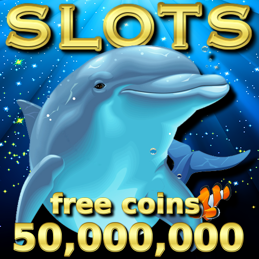 Dolphin & Gold Fish Lucky Casino Slot Game FREE