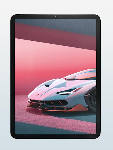 Sports Car Wallpaper - Lamborghini Wallpaper screenshots 18