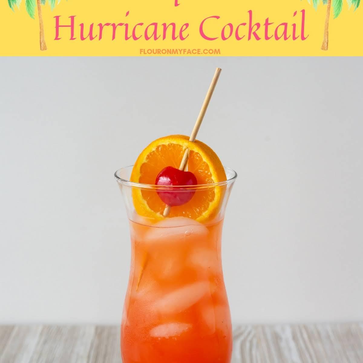 Hurricane Drink Recipes Yummly
