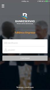 Banreservas Empresas - náhled