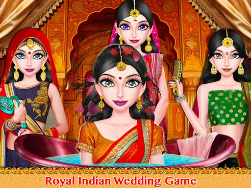Indian Royal Wedding Beauty Indian Makeup Google Play Review Aso Revenue Downloads Appfollow