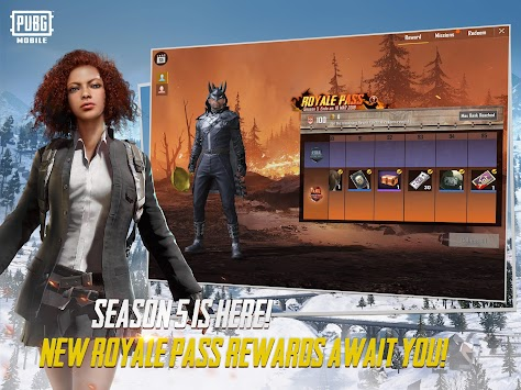 PUBG Mobile apk screenshot