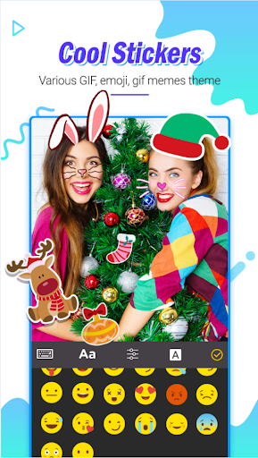 Screenshot for Star Vlog Creator – Slow Motion, Video Editor in United States Play Store