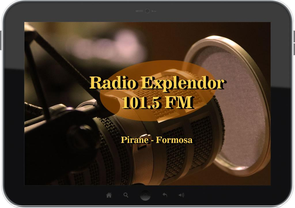 Radio Explendor 101.5 FM- screenshot