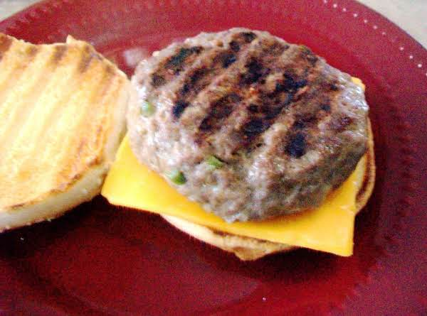 Louisiana Creole Butter Burgers Recipe