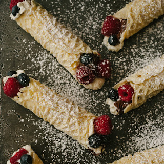 Waffle With Fillings Recipes.