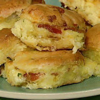 Bacon Egg & Cheese Biscuit Casserole.