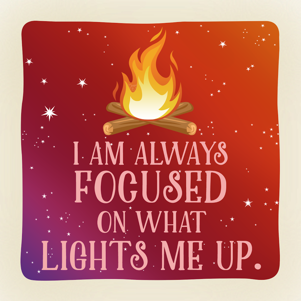 stay focused - affirmations - ragecreate.com